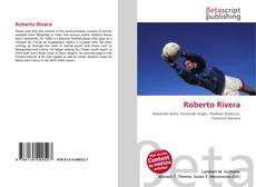 Bookcover of Roberto Rivera