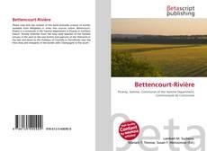 Bettencourt-Rivière的封面