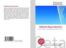 Обложка Roberto Reyes Barreiro