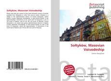 Portada del libro de Sołtyków, Masovian Voivodeship