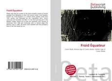Froid Équateur kitap kapağı