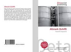Buchcover von Altmark (Schiff)