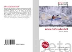 Buchcover von Altmark-Zwischenfall