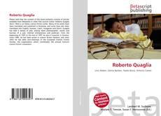 Bookcover of Roberto Quaglia