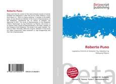 Bookcover of Roberto Puno