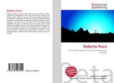 Buchcover von Roberto Pucci