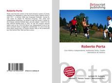 Bookcover of Roberto Porta