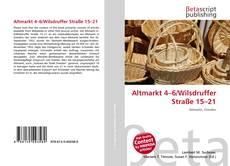 Altmarkt 4–6/Wilsdruffer Straße 15–21 kitap kapağı
