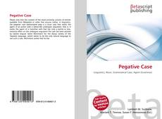 Bookcover of Pegative Case