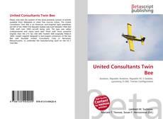 Обложка United Consultants Twin Bee