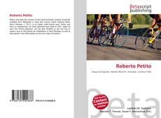 Обложка Roberto Petito