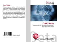 Bookcover of CHKB (Gene)