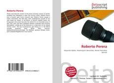 Bookcover of Roberto Perera
