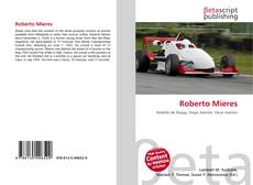 Bookcover of Roberto Mieres