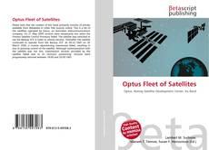 Bookcover of Optus Fleet of Satellites