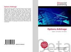 Buchcover von Options Arbitrage