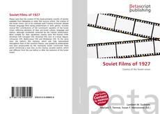 Bookcover of Soviet Films of 1927