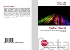 Copertina di Fraction (Comic)