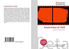Soviet Films of 1928 kitap kapağı