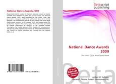 Borítókép a  National Dance Awards 2009 - hoz