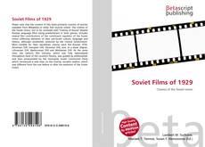 Bookcover of Soviet Films of 1929