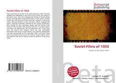 Bookcover of Soviet Films of 1930