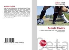Capa do livro de Roberto Oliveira