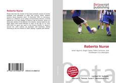 Bookcover of Roberto Nurse