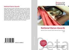 Borítókép a  National Dance Awards - hoz