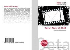 Copertina di Soviet Films of 1940