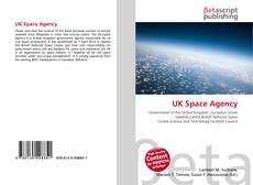 Bookcover of UK Space Agency