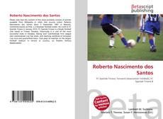 Capa do livro de Roberto Nascimento dos Santos