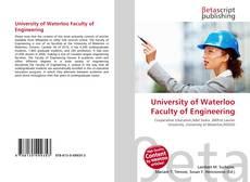 Copertina di University of Waterloo Faculty of Engineering