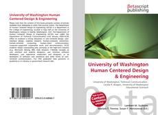 Capa do livro de University of Washington Human Centered Design & Engineering