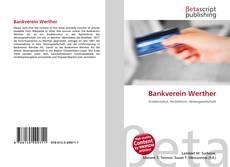 Borítókép a  Bankverein Werther - hoz