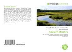 Hawizeh Marshes kitap kapağı