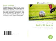 Bookcover of Berliner FC Dynamo