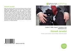 Hanadi Jaradat kitap kapağı