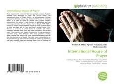 Bookcover of International House of Prayer