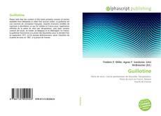 Buchcover von Guillotine