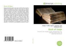 Borítókép a  Book of Steps - hoz