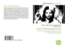 Buchcover von Jesus in Ahmadiyya Islam