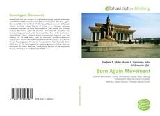 Born Again Movement的封面