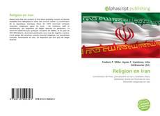 Couverture de Religion en Iran