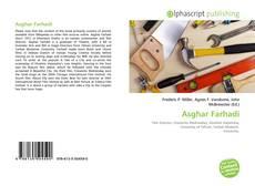 Bookcover of Asghar Farhadi
