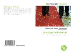 Marriage in Hinduism kitap kapağı