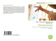 Portada del libro de Marriage Penalty