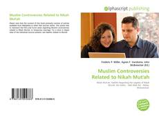 Bookcover of Muslim Controversies Related to Nikah Mut'ah