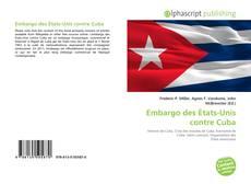 Couverture de Embargo des États-Unis contre Cuba