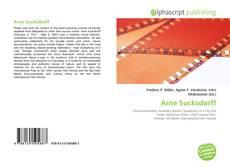 Bookcover of Arne Sucksdorff
